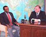 Howard Phillips interviews Alan Keyes
